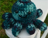 William Mini Mini Octopus Amigurumi