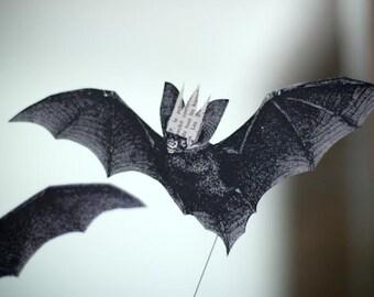 Royal Bats Perching Decorations