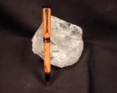 Handmade Authentic Bethlehem Olivewood Americana Style Pen
