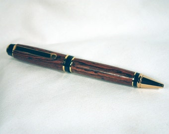 Handmade Mexican Bocote Cigar Style Pen