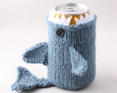 Monster Shark  - for your  Soda Can - was featured in Imbibe magazine