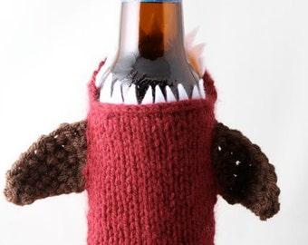 Beer Bottlenose Shark Cozy