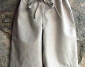 Linen Pant Sz 12M-8