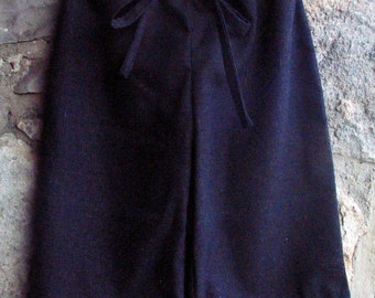 Charcoal Linen Pant Sz 12M-8