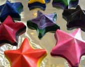 STAR BRITES RECOLORED CRAYONS