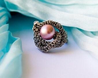 Wire Jewelry Tutorial - Zhu Ring, Wired Chinese Knot Jewelry Tutorial, DCH004, The Love Knot