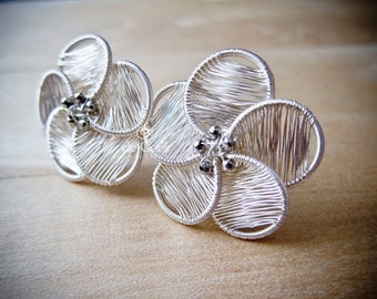 Handmade Jewelry - Serena Studs / Post Earrings