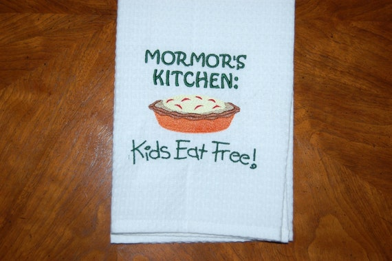 MorMor's Kitchen Celebrate Grandchildren