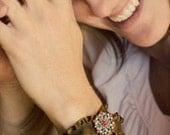 Koryn- Vintage Charm Bracelet
