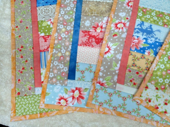 Quilted Placemats-set of 4