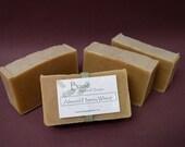 Custom order of Almond Honey Wheat Soap