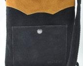 """Souldier """"The Charleston"""" Handmade Suede Bag"""