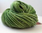 FREE SHIPPING Handspun Yarn, Merino Wool, 2 Ply, 150 yards/4oz  Emperor