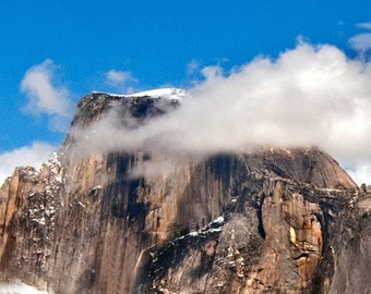 Yosemite Photography, Half Dome Photograph, color photography ,Yosemite National Park, landscape Photograph, art and collectibles,