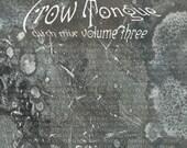 Crow Tongue ditch mix vol. THREE tribal acid drone ltd ed.