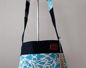 BrisStyle Handmade Ark Flood Appeal: Universal Shoulder Bag - Fretwork