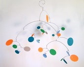 Kinetic Mobile - Constellation, large, in Play Date
