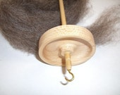 Maple Drop Spindle