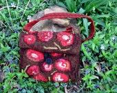 Rosy Bag Hooking Pattern