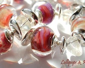 Lollipops And Roses Necklace