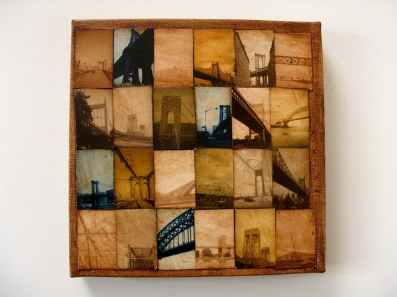 New York City Bridges -6x6