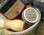 BEE a MAN Essentials Grooming Kit