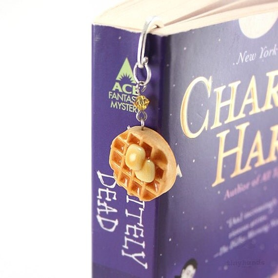 Scented Waffle Bookmark