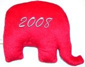 Political Dog Toy - Elephant (Republican)