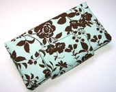 bozontee wallet - chocolate rose
