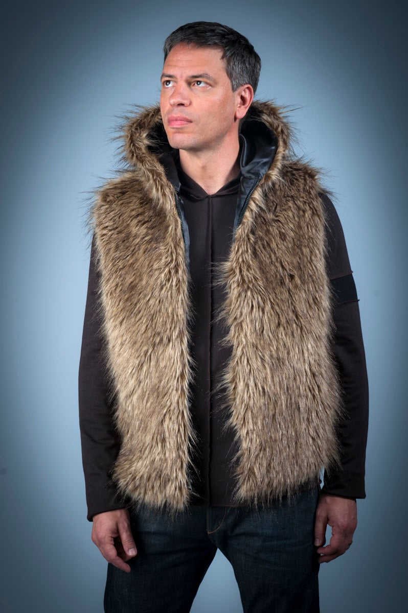 GUESS Mens Solid Faux Faux Fur Vest. Sold by Tags Weekly. $ $ Kensie Womens Tipped Faux Faux Fur Vest. Sold by Tags Weekly. $ $ Belldini Womens Contrast Faux Faux Fur Vest. Sold by Tags Weekly. $ $ 89th & Madison Womens Crochet Faux Faux Fur Vest.