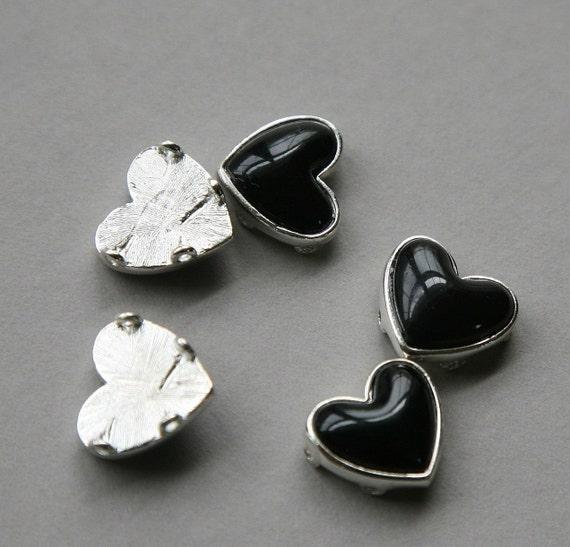 Heart Shaped Connectors