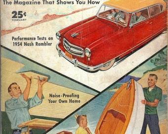 Science and Mechanics February 1957