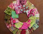 Wine Coasters Set of 4, Made From Designer Fabrics, Perfect Hostess Gift or Wedding Favor