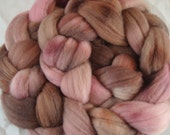 Private listing for Janet - Bittersweet Handpainted Wool Roving