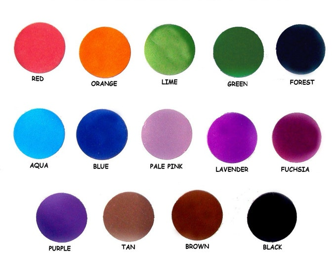 mann made designs recycled aluminum color chart