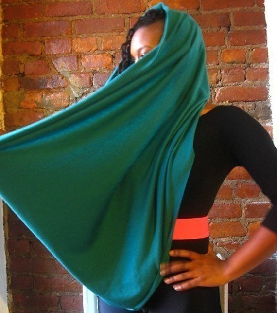 LONG Cowl SCARF Any COLOR