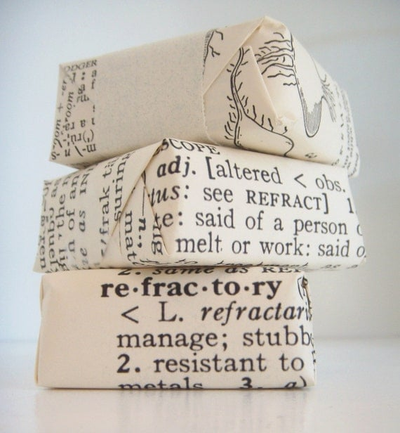 Wedding Favor Collage Soaps - twenty four bars - your choice of scent - custom packaging