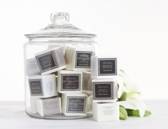 HALF OFF - Sparkling Bath Tablets Like Seltzer for your Tub....in SWEET P. Blend by Sweet Petula
