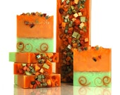 Green Tea Ginger Soap Bar