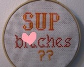 Sup Cross Stitch
