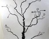 Jewelry Tree-----jewelry display