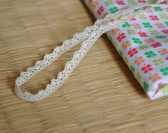 2Ys+ Crochet Scalloped edge Lace S08(8mm)