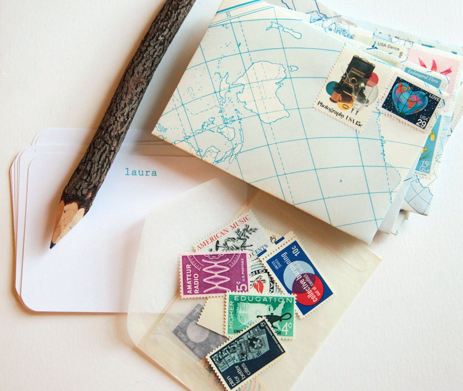 personalized stationery sets for letter writing