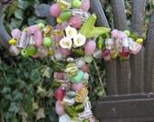 Easter Beaded Cross