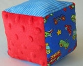 Soft Play Block-Planes, Trains, and Automobiles