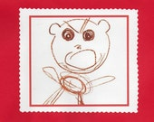 EMOTIONS CARDS FOR AUTISM\/DEVELOPMENTAL DELAYS (tm) or Any Child by Ronan James (7 year-old artist)