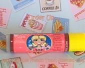 Wonder Waitress Cinnamon Apple Peanut Butter French Toast Vegan Smoochalicious Lip Conditioner