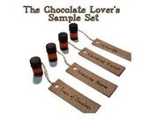 Chocolate Perfume Oil Sample Set - A Candy Box of Cocoa Scents to Tempt Your Senses
