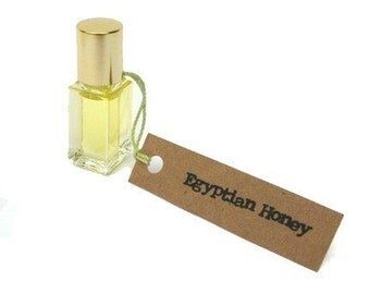 Egyptian Honey Perfume Oil - a rustle of silk, a touch of the exotic . . .