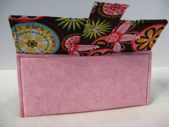 iPad case stand Carnival Bloom fabric cover